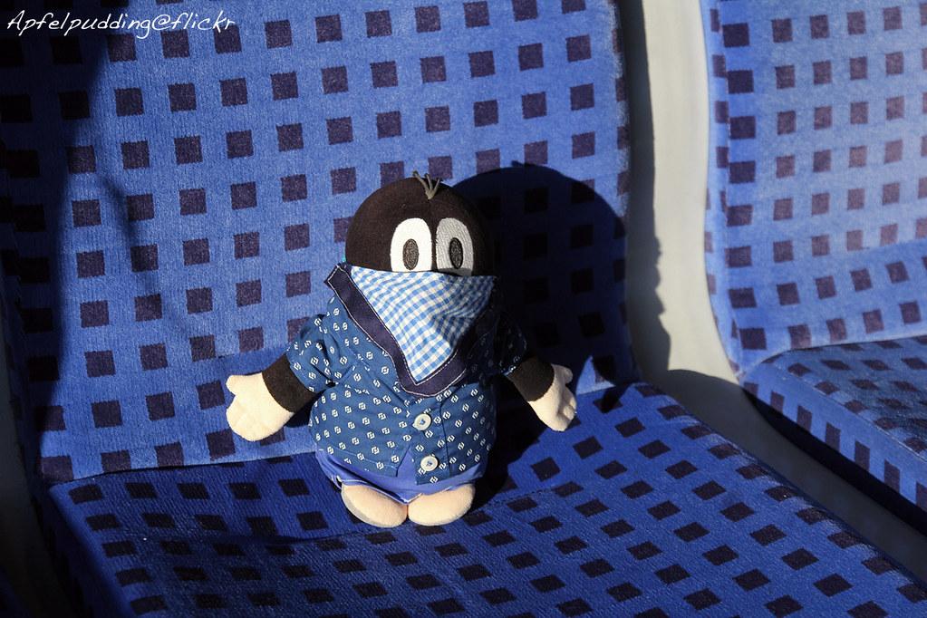 Maulwurf auf Reisen - Bad Münsteifel