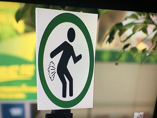 Farting allowed, Just for Laughs, Toronto