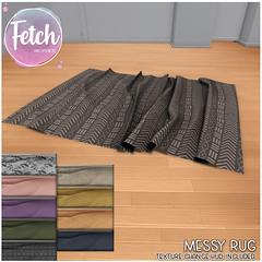 [Fetch] Messy Rug @ Saturday Sale