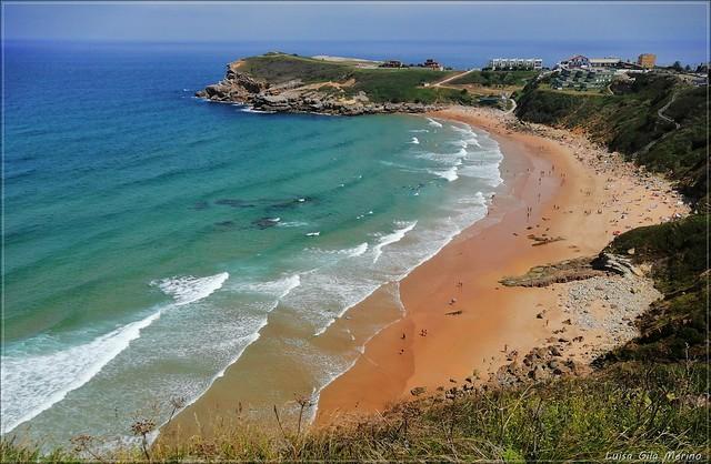 Playa de Los Locos - Suances - Cantabria