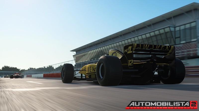 AMS2 Silverstone
