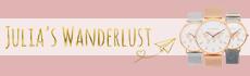 Julias Wanderlust Banner