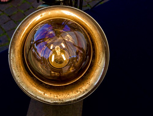 Light in my saxophone