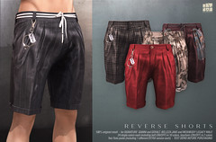 [Deadwool] Reverse shorts