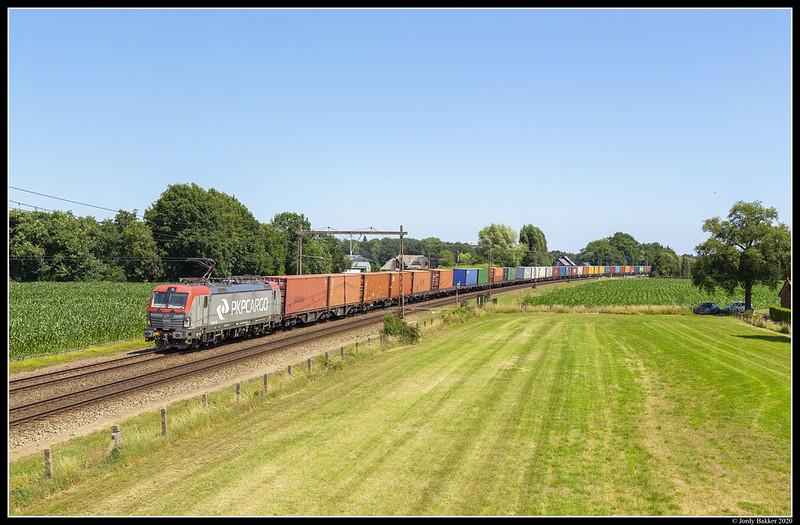 PKP Cargo 193 515, Teuge