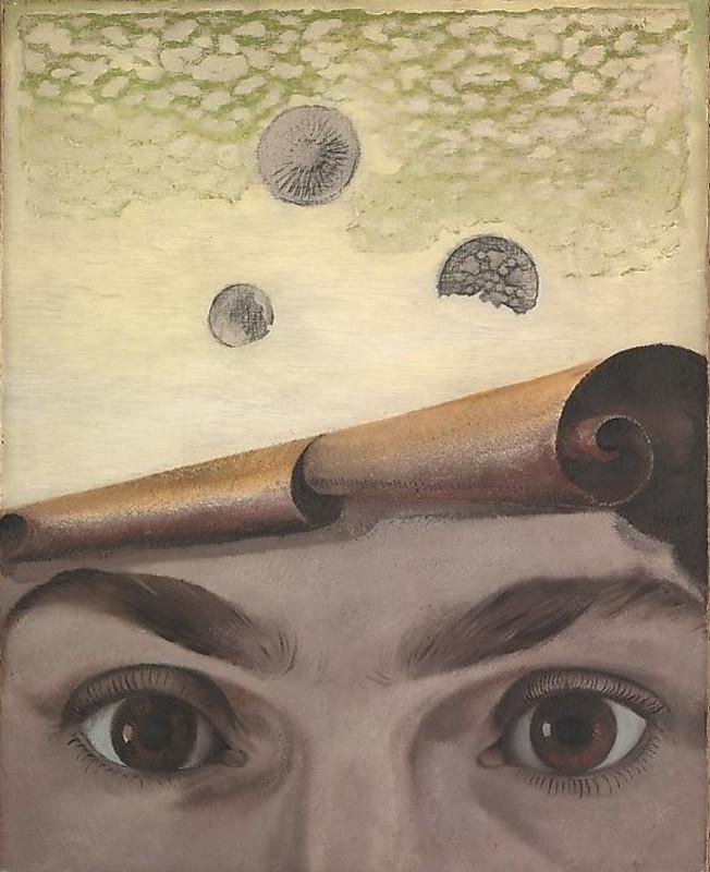 Макс Эрнст, Гала Дали, 1924