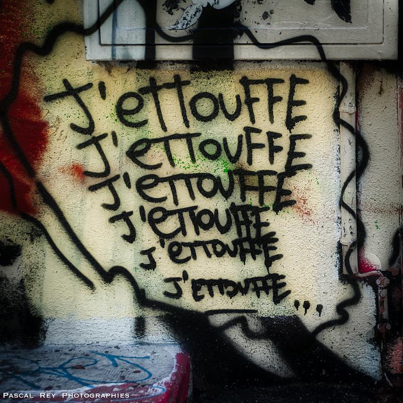 """""""I can't breathe"""" dédiée à George FLOYD, Cédric CHOUVIAT & tous les autres assasinés par le pouvoir."""