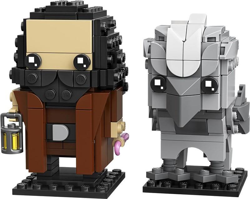 49412: Hagrid & Buckbeak