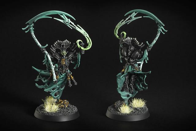 Warhammer 40k Mortisan Soulreaper