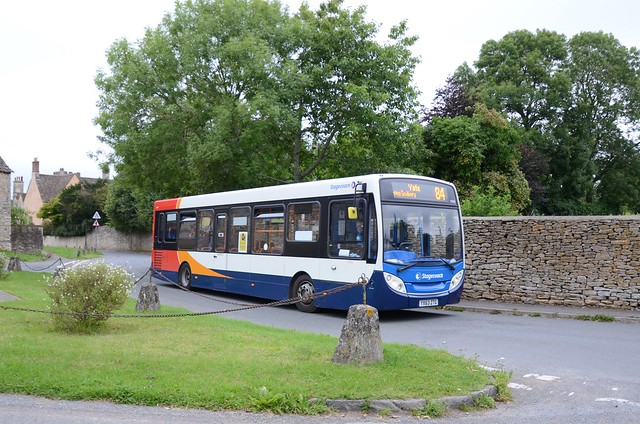 Stagecoach YX63 ZTG, Hillesley