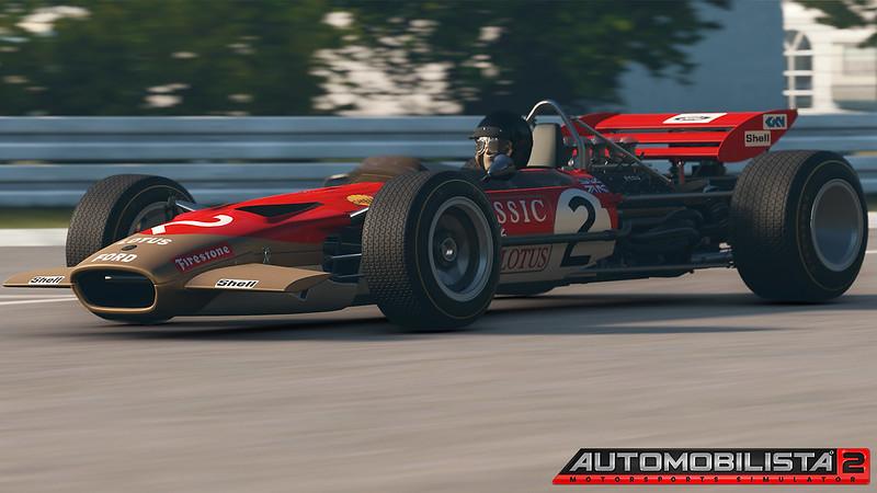 Automobilista 2 - Lotus 49C
