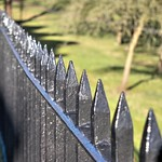 Pointed barrier