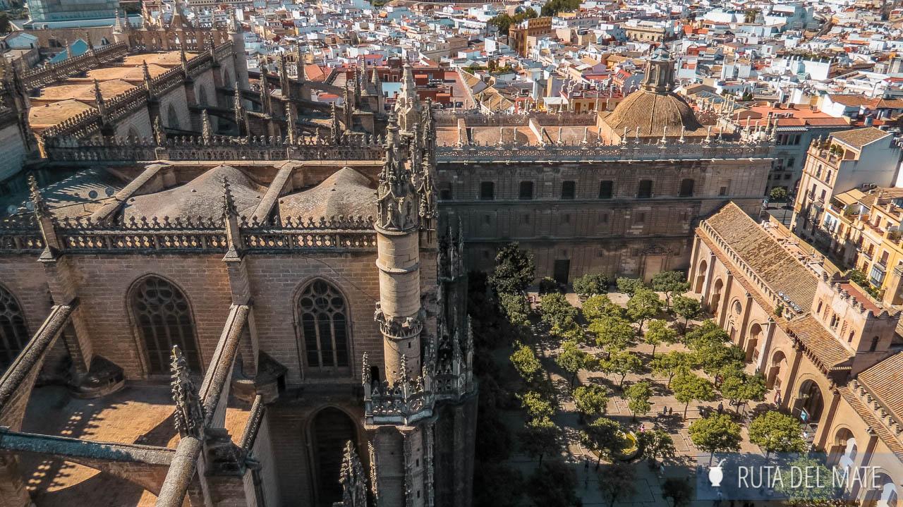 Sevilla desde la Giralda