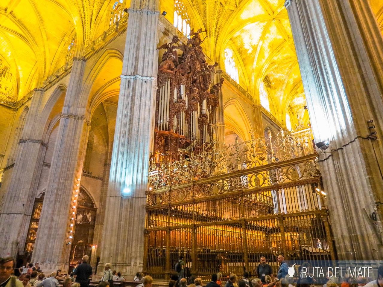 Coro de la Catedral de Sevilla