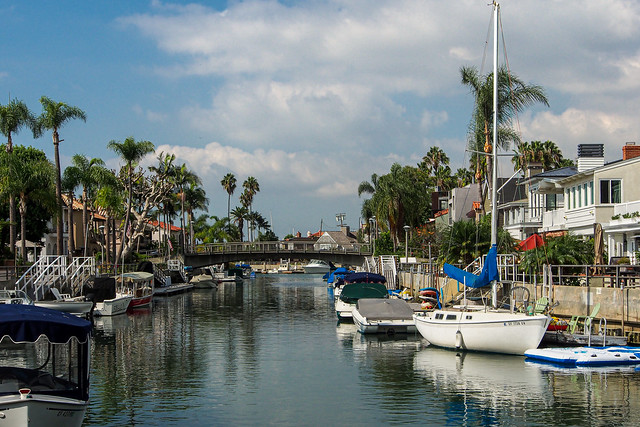 Naples Island, Long Beach, California