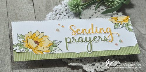 Sending Prayers CL