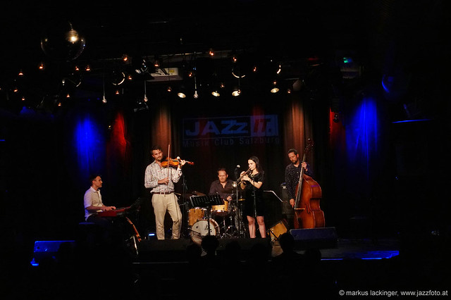 Andrea Motis & Christoph Maillinger Quintet