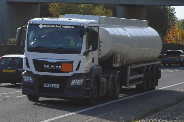 Tesco DA66 VSX At Welshpool