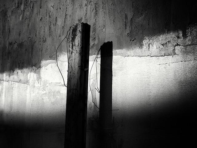 shadows abstract