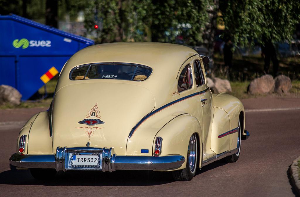 Oldsmobile 1948