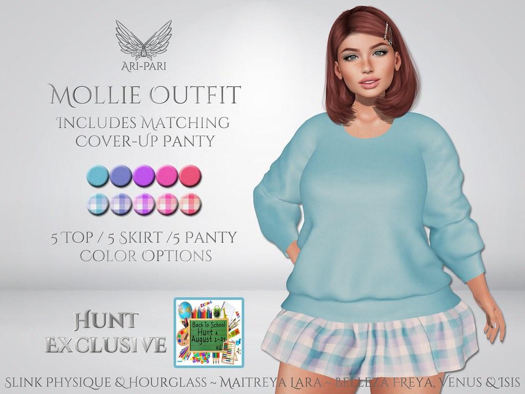 [Ari-Pari] Mollie Outfit