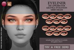 Eyeliner (LeLutka Evolution HD)