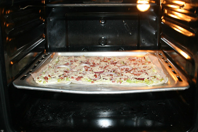 09 - Bake in oven / Im Ofen backen