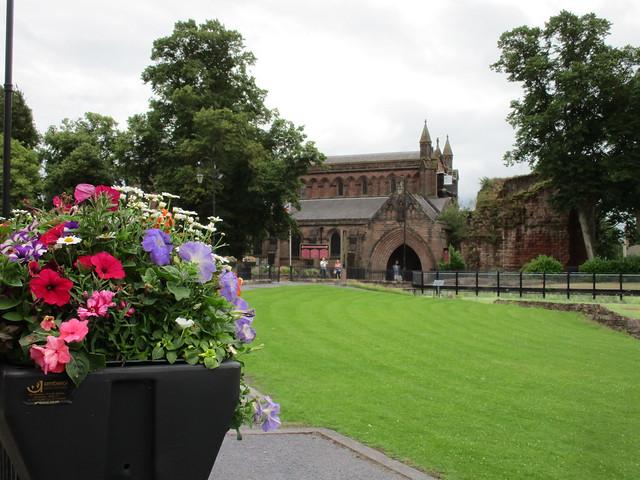 Chester - St John's
