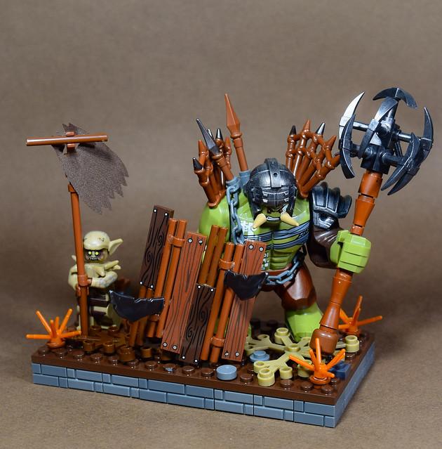 Horde Faction Lord: Grorskull the Dreaded
