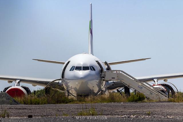 Airbus A330-243 EC-MAJ Wamos Air