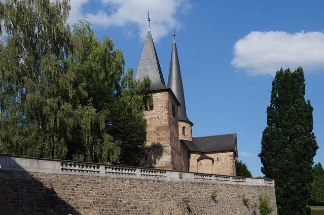 2020-07-20 137; Deutschlandtour; Fulda, Michaelskirche