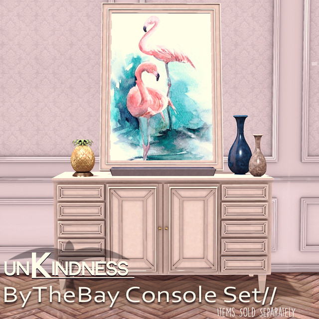 uK – By the Bay Console Set – FaMESHed