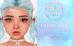 Sprout Story - Crybaby Sniffles (Genus)