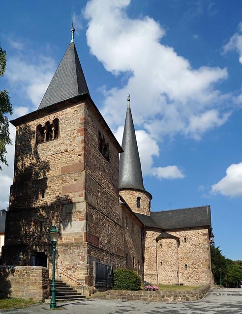 2020-07-20 139; Deutschlandtour; Fulda, Michaelskirche