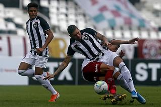 Botafogo x Fluminense, SUB 20 - 01/08/2020
