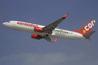 PH-CDE. B-737/800. Corendon Dutch. PMI.