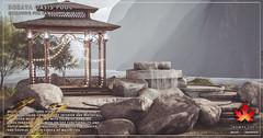 Trompe Loeil - Soraya Oasis Pool