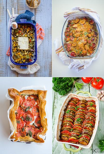 4 ricette di verdure estive