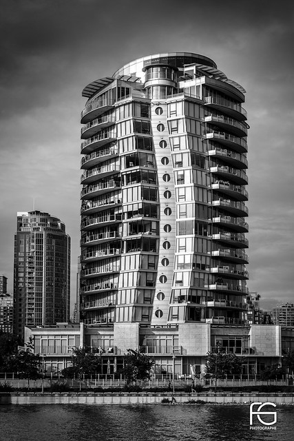 Architecture in Vancouver
