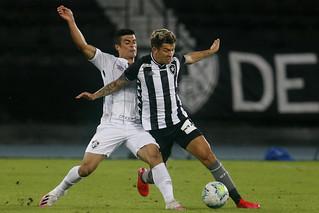 Botafogo x fluminense - 01/08/2020