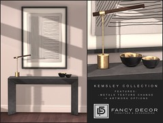 Kemsley Collection @ Fameshed