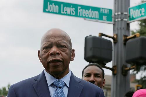 John Lewis Street Name