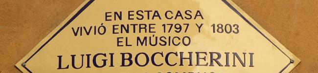 Sinfonía 4, Boccherini