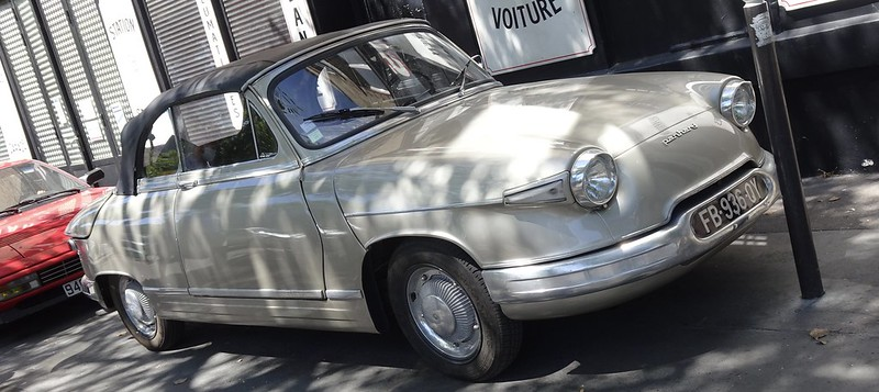 Panhard & Levassor PL17 Tigre 1961/1063 50177676826_576de75b53_c