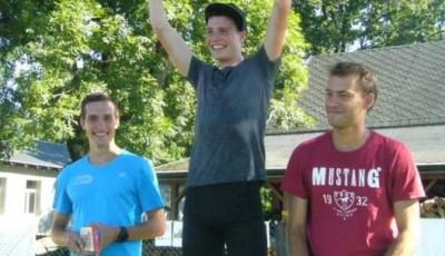 Vrchařský šampionát v rámci Běhu na Šerák vyhráli Chrascina a Hrochová
