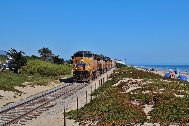The Union Pacific Beach Episode