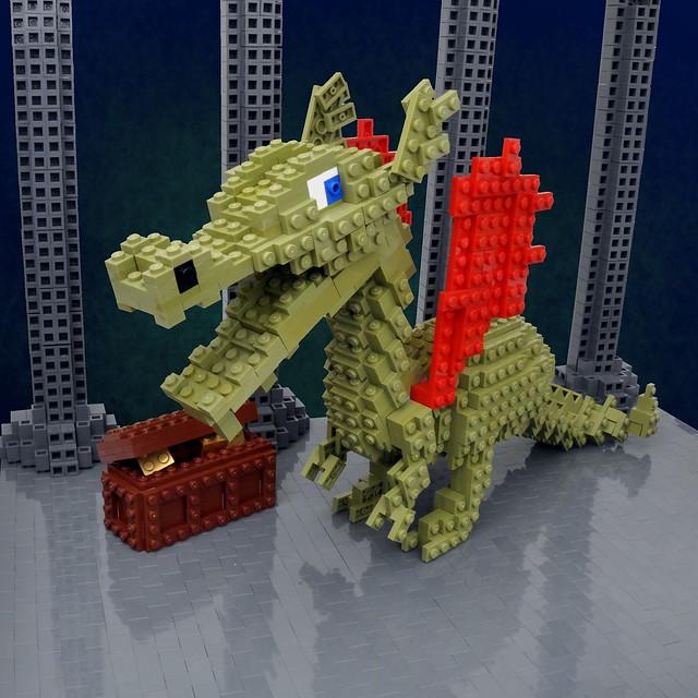 Derpy The Dragon