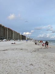 Orange Beach Towards ENE