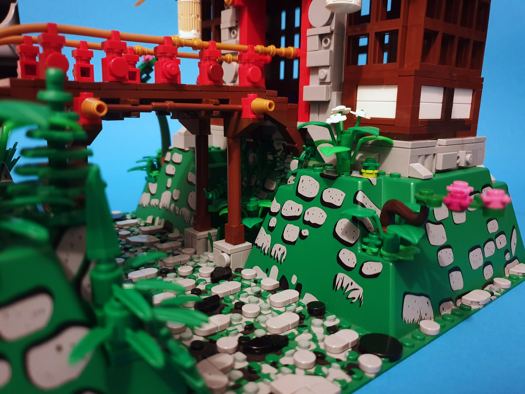 Temple of the Raised Baseplate