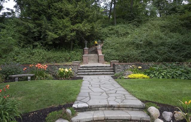 Kellogg Stairway